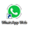 Default WhatsApp Web Icon