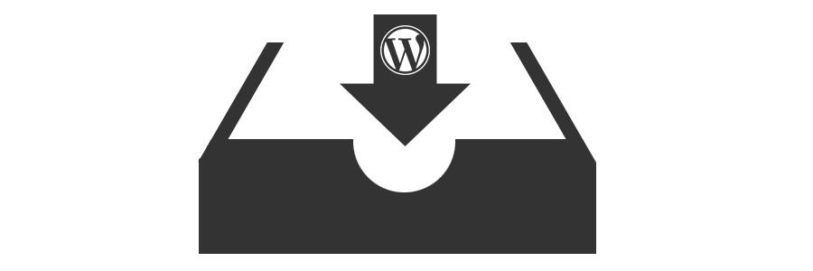 WordPress Notification Update Emailaddress